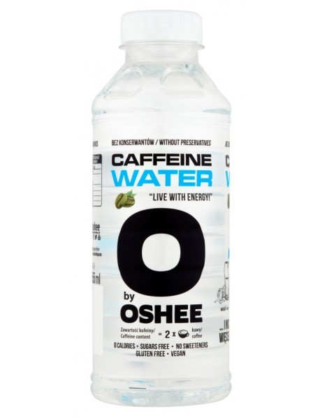 OSHEE - apa cu vitamine si minerale - Caffeine water - 0.555l
