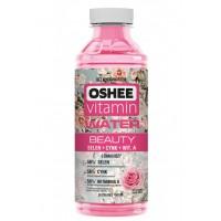 OSHEE - apa cu vitamine si minerale - aroma de trandafiri - 0.555l