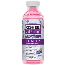 OSHEE Beauty - apa cu vitamine si minerale - cu aroma de lavanda - 0.555l