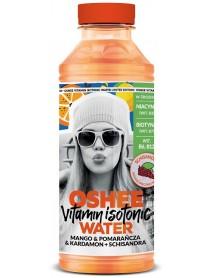 OSHEE Rebel - apa isotonica cu vitamine si minerale - cu extract de schisandra si aroma de mango si portocala - 0.555l