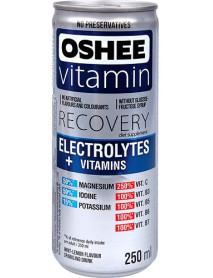 OSHEE - Vitamin Energy Formula - RECOVERY - electrolytes + vitamins - 0.25l