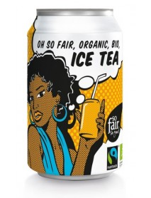 OXFAM - Ice Tea BIO - 0.33l / produs in Belgia