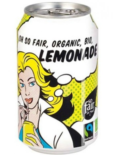 OXFAM - Limonada BIO - 0.33l / produs in Belgia
