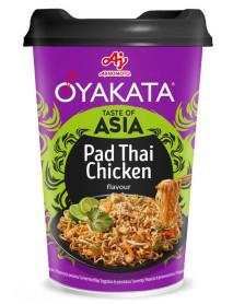 OYAKATA - Preparat instant cu taietei si sos - taste of asia - pui Pad Thai, 93 g - produs de Ajinomoto