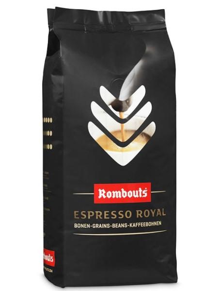 ROMBOUTS (MALONGO) - Cafea boabe - Espresso Royal - 1000g / produs in in Belgia