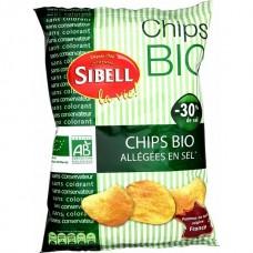 SIBELL - Chips BIO - 130g / produs in Franta