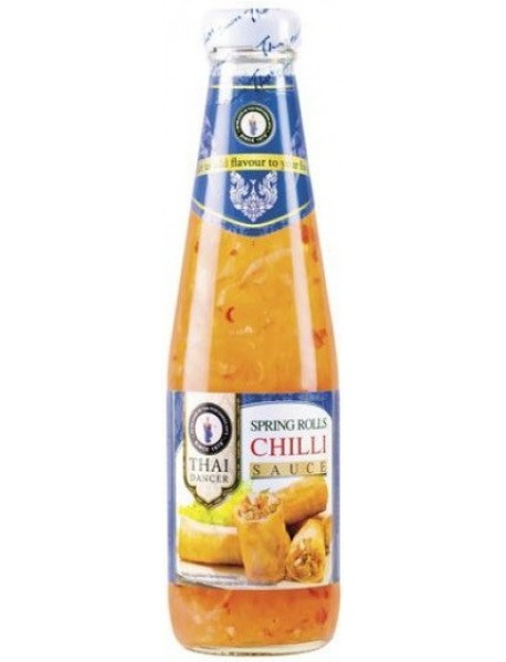 THAI DANCER - Sos de chili pentru pachetele de primavara - 300ml / produs in Thailanda