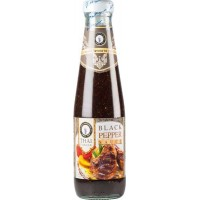 THAI DANCER - Sos de piper negru - 300ml / produs in Thailanda