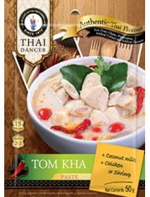 THAI DANCER - Pasta pentru supa TOM KHA - 50g / produs in Thailanda