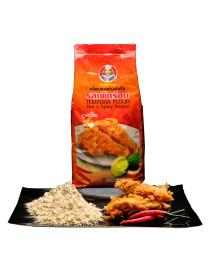 UNCLE BARNS' - Faina Tempura iute si picant (tip 'besamel') - 500 g  - produs in Thailanda