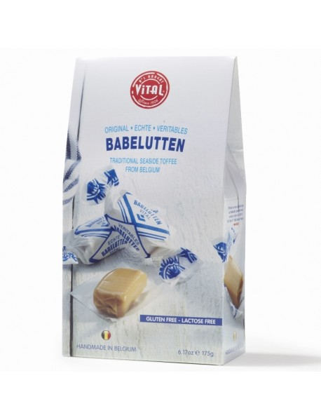 BABELUTTEN - Caramele cu sare - 175g / produs in Belgia